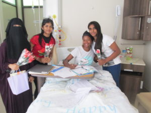 Girls with patient2
