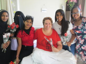 LHS girls with patient2